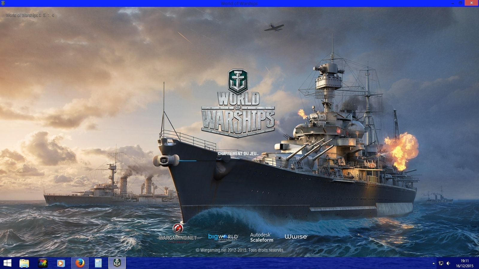 World of Warships : offre Italeri World_11
