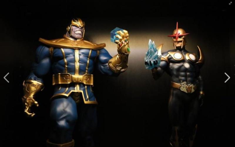 Premium Collectibles : Thanos  - Page 13 Thanos10