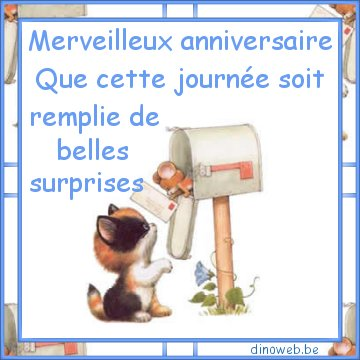 Joyeux anniversaire, Sylvaine ! 12795510