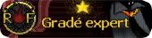 ★ Gradé expert ★