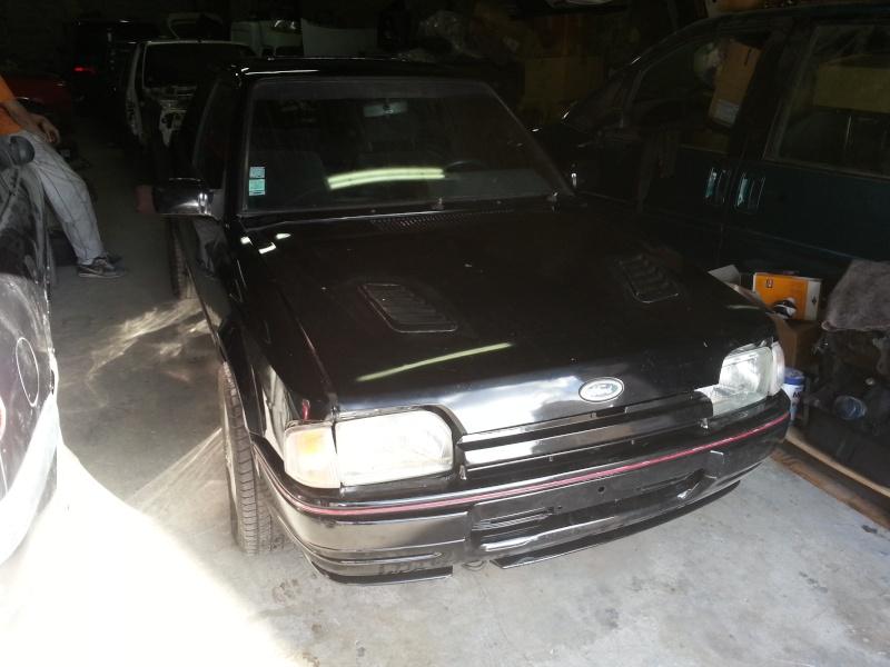 Escort xr3i noire de 1987 20130630