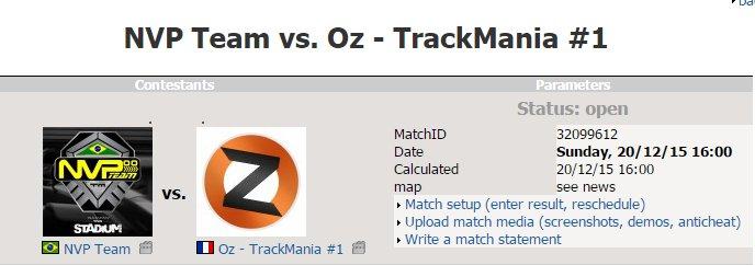 MATCH 03   NVP VS OZ Match310