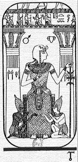 Code sacré du Tarot de Marseille - Explication des Arcanes et leur origine 0510