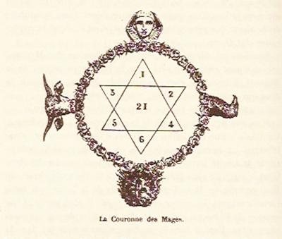 Code sacré du Tarot de Marseille - Explication des Arcanes et leur origine - Page 3 2211