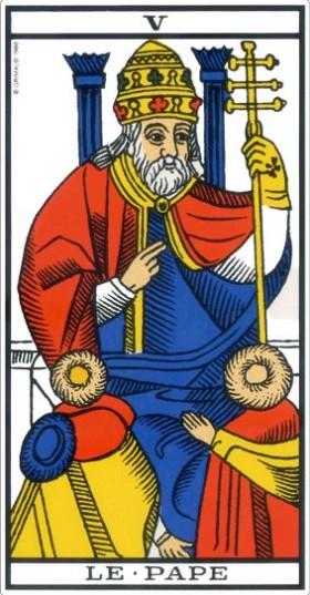 Code sacré du Tarot de Marseille - Explication des Arcanes et leur origine 5-le_p10