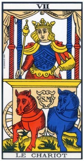 Code sacré du Tarot de Marseille - Explication des Arcanes et leur origine 7-le_c10