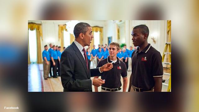 MIZZOU ACTIVIST PAYTON HEAD A SECRET WHITE HOUSE OPERATIVE? Obama-10