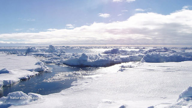 INUIT ELDERS TELL NASA EARTH AXIS SHIFTED Winter10