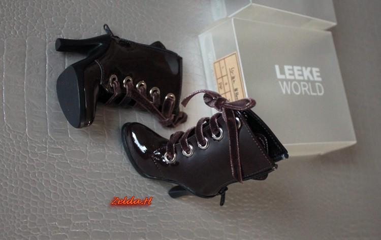 [Vend]SD Volks MSD Shoes Leeke Dollheart Set Nouveautés! Bottes11