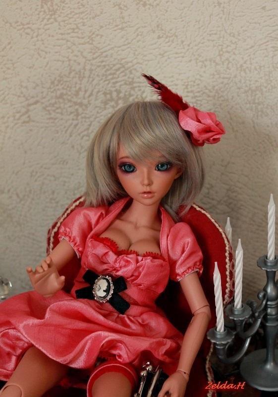 Mes Girls...Osaka après Ldoll  [Viccia Quino PupaParadise]p8 - Page 7 Celine18