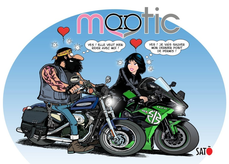 Humour en image du Forum Passion-Harley  ... - Page 5 Motard10