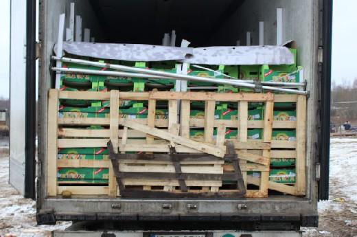 Смоленские таможенники предотвращают импорт продукции из стран Евросоюза - Страница 4 156