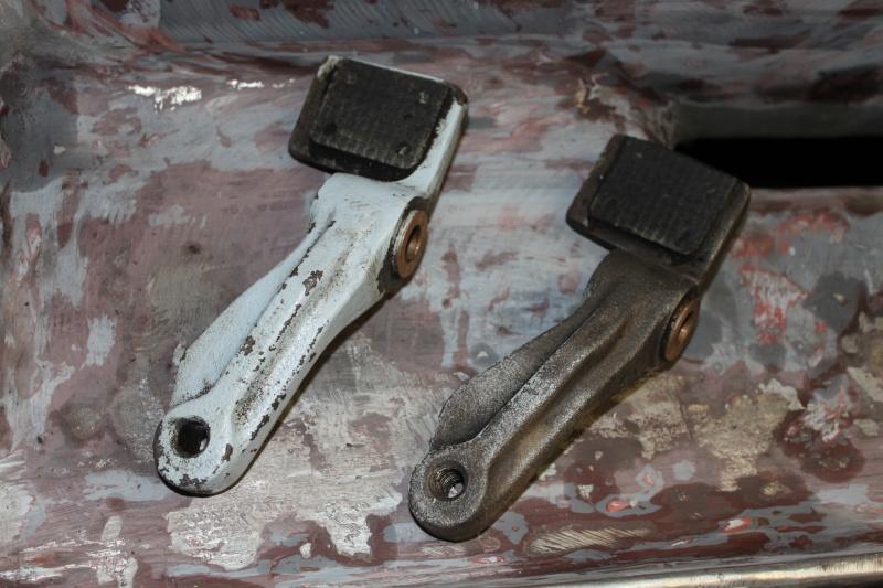 garnitures frein AMC 360 Img_4210