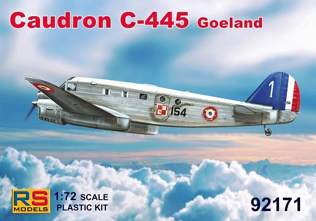 Caudron C445 Goeland Wa864210