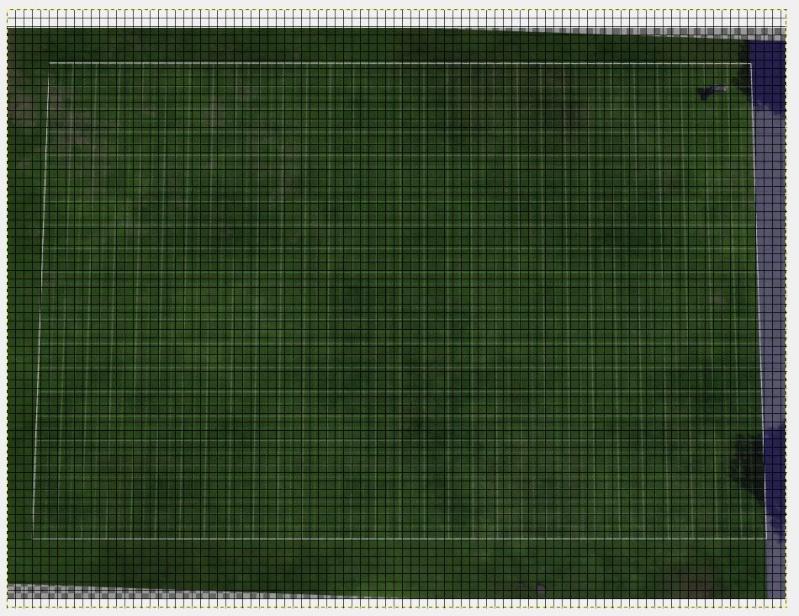 [Apprenti]Tracer le plan de sa maison en utilisant la grille du jeu Cap2310