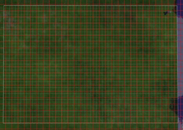 [Apprenti]Tracer le plan de sa maison en utilisant la grille du jeu Cap2410