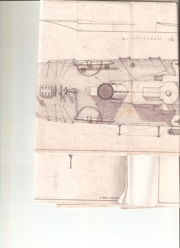 Incrociatore Aretusa 00311