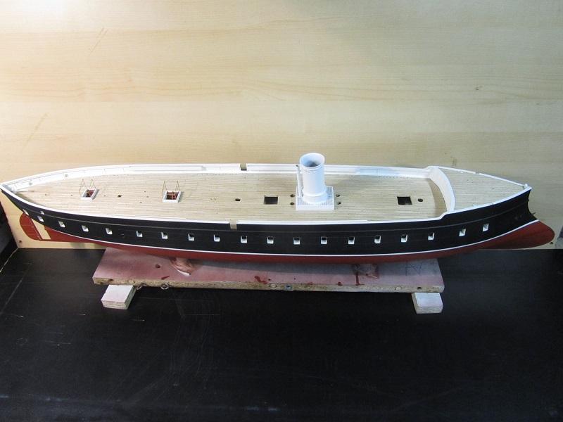 CORAZZATA - fregata corazzata regina Maria Pia - Pagina 3 Img_4734