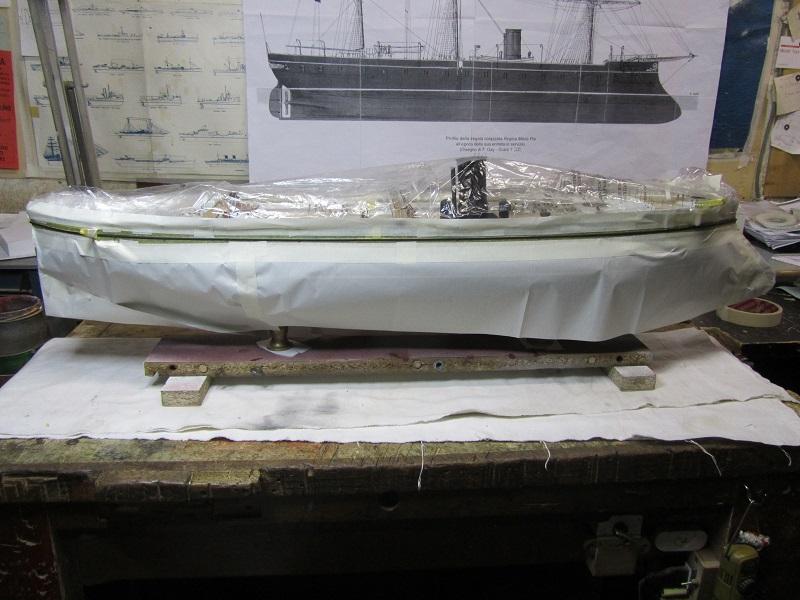 CORAZZATA - fregata corazzata regina Maria Pia - Pagina 4 Img_4820