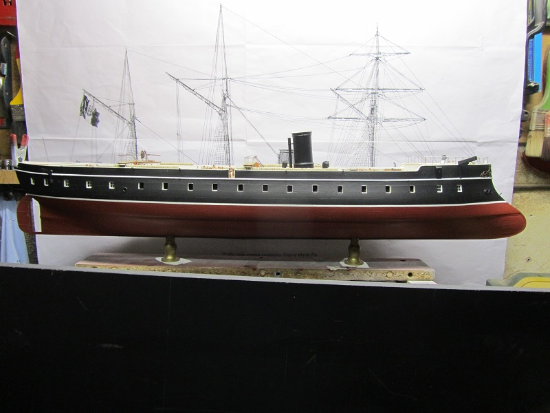 CORAZZATA - fregata corazzata regina Maria Pia - Pagina 4 Img_4821