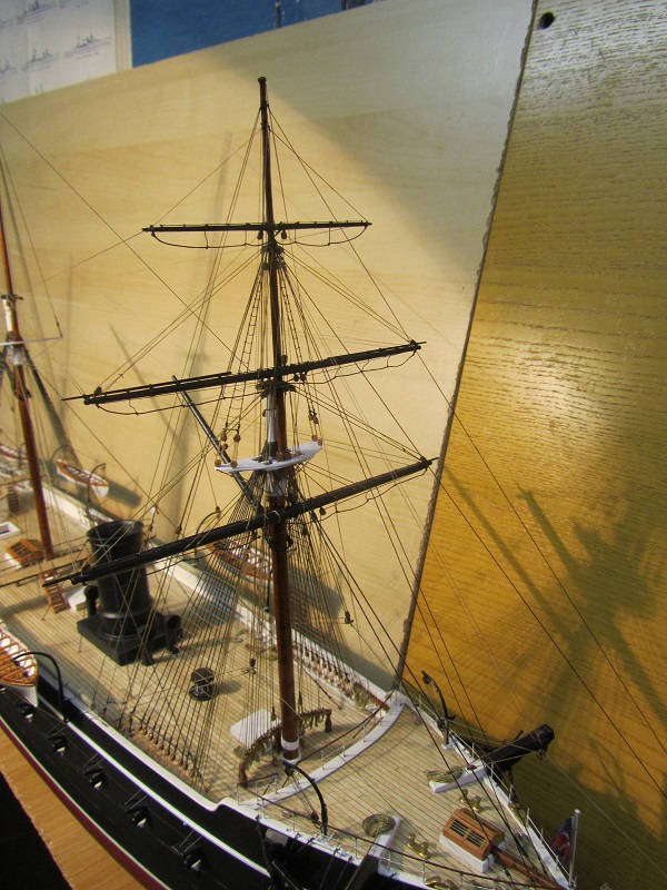 maria - fregata corazzata regina Maria Pia - Pagina 5 Img_4849