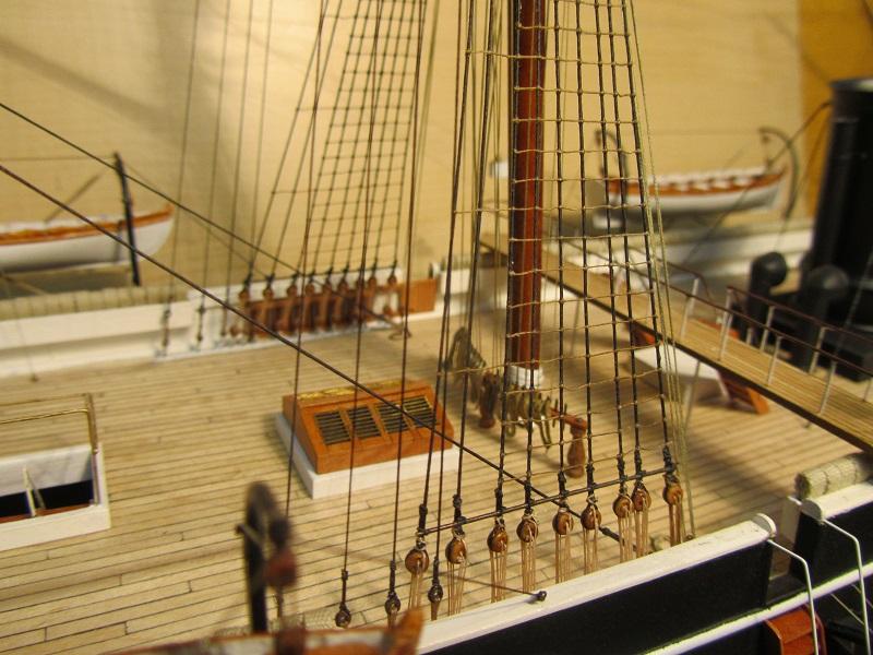 maria - fregata corazzata regina Maria Pia - Pagina 5 Img_4851