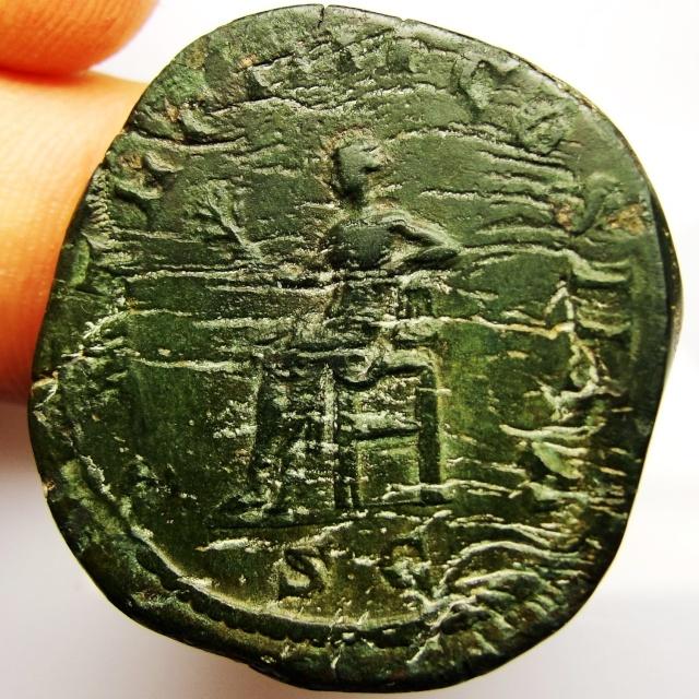 Sesterce de Gordien III 04910