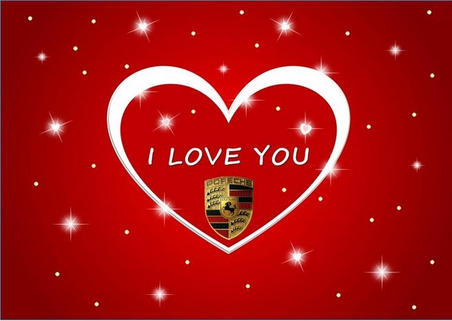 Porsche saint valentin 070