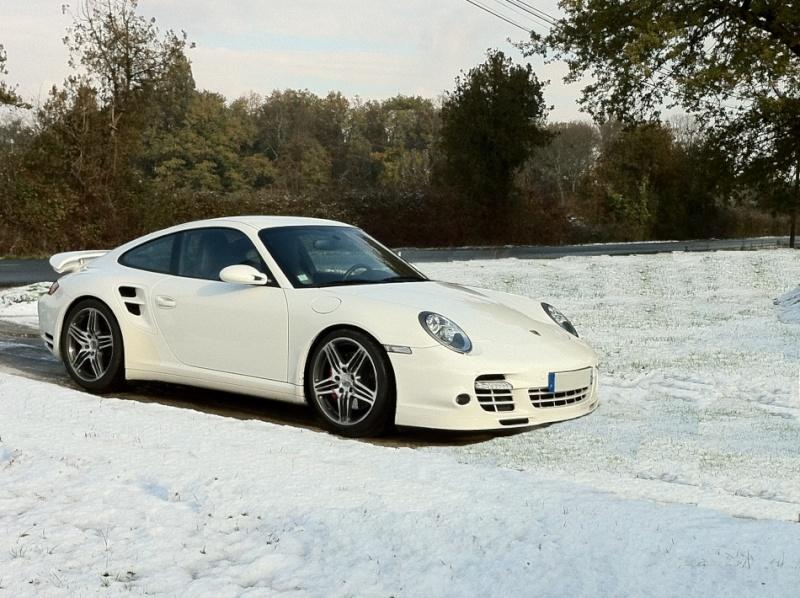 Porsche en hiver - Page 2 Laseri10