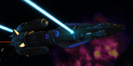 Krenim Science Vessel T6