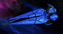 Tholian Tarantula Dreadnought Cruiser T6