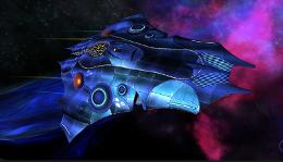 Temporal Dreadnought T6 de classe Paradox