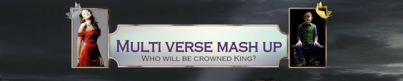 Multiverse-mashup: Crossover Superhero RPG Banner10