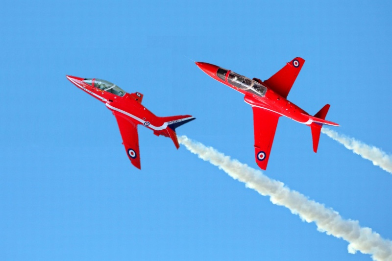 BAE HAWK des Red Arrows (revell) - Page 2 R210