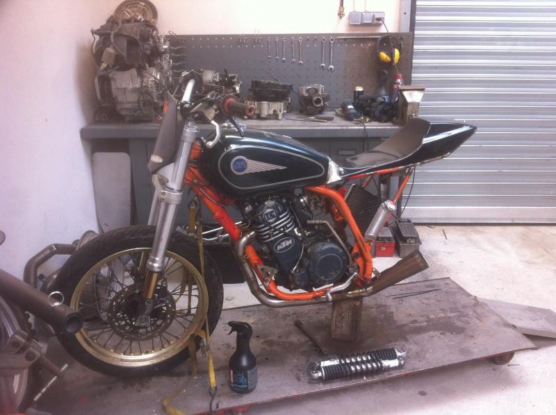 Mes pétoires KTM flat + Ducati café  Image28