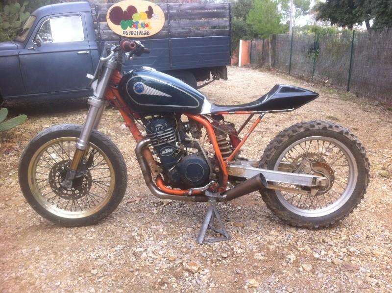 Mes pétoires KTM flat + Ducati café  Img_5012