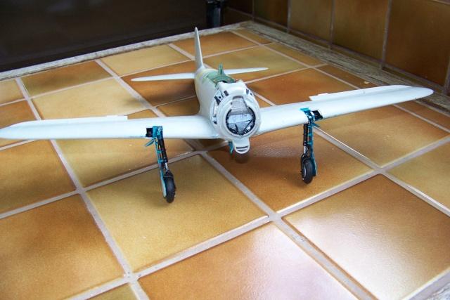 A6M5 type 52b Rei shiki Kanjo sentoki ( Reisen)Tamiya 1/32 100_0114