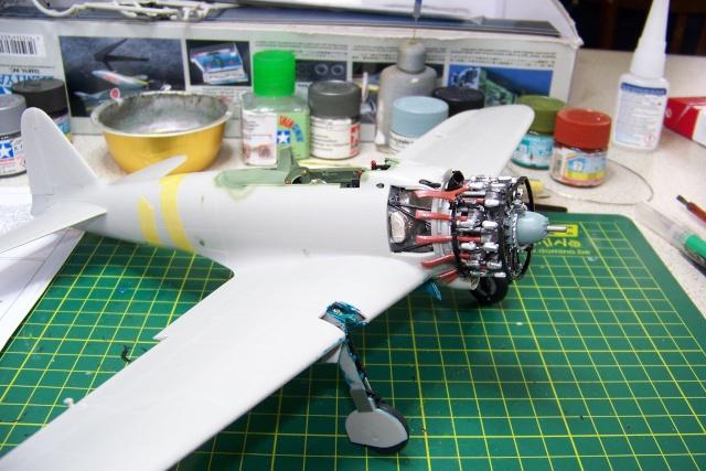 A6M5 type 52b Rei shiki Kanjo sentoki ( Reisen)Tamiya 1/32 100_0116