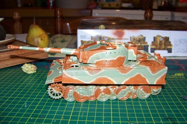 Tigre I ausf E 1/35 100_0147