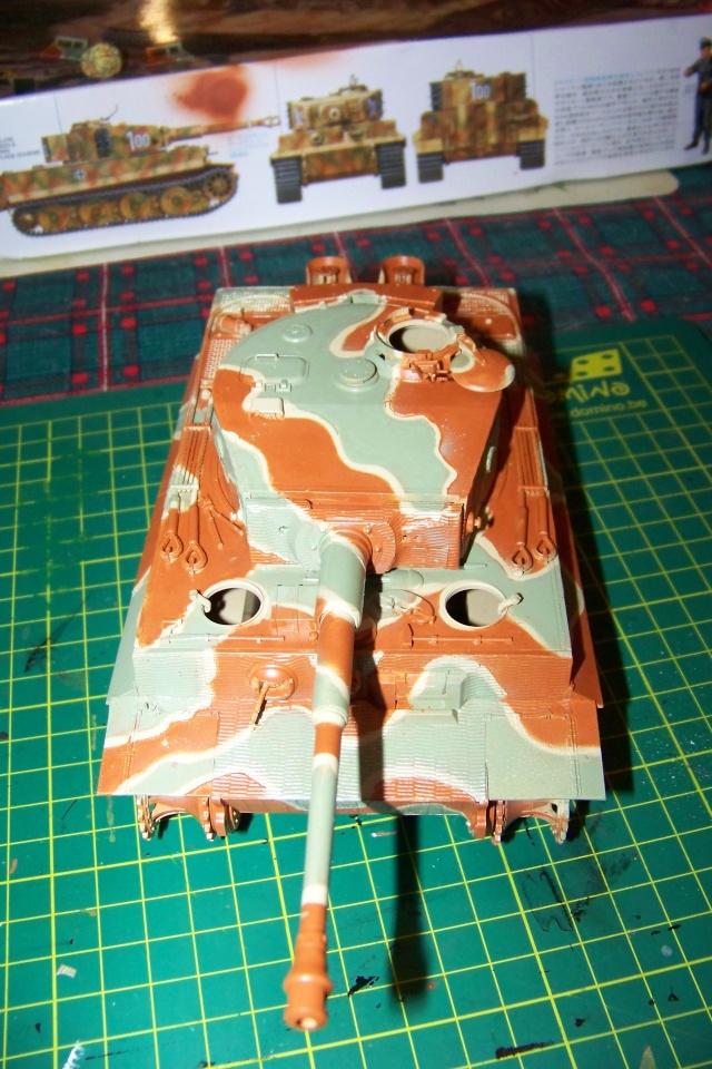 Tigre I ausf E 1/35 100_0148