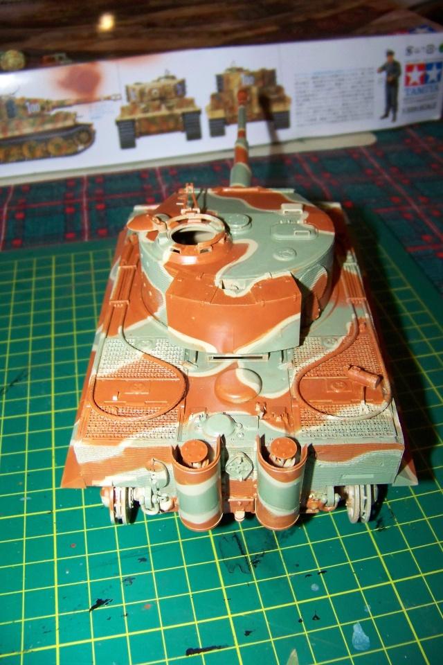Tigre I ausf E 1/35 100_0149