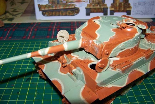 Tigre I ausf E 1/35 100_0151