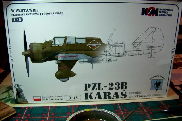 PZL P 23b Karas 1/48 100_0215