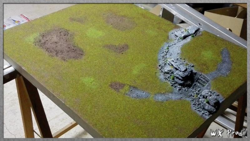 Table de jeu modulable faite maison ! Table410