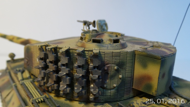Pz.Kpfw. VI - TIGER I Ausf E  ITALERI 6507 1/35 20160117