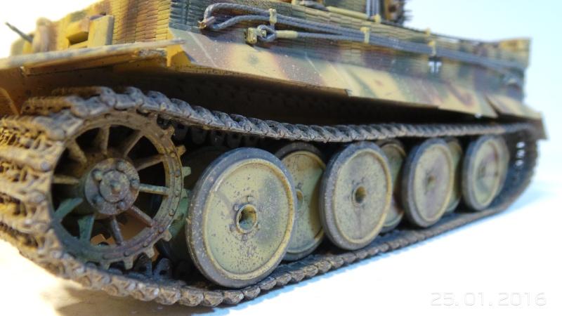 Pz.Kpfw. VI - TIGER I Ausf E  ITALERI 6507 1/35 20160120