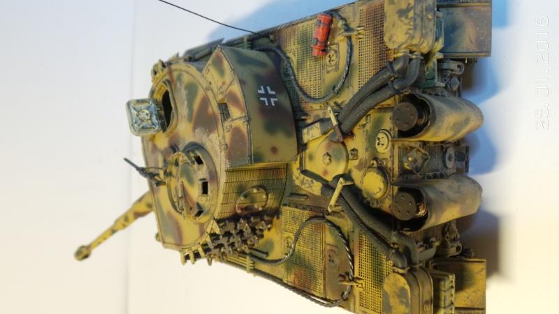 Pz.Kpfw. VI - TIGER I Ausf E  ITALERI 6507 1/35 20160123