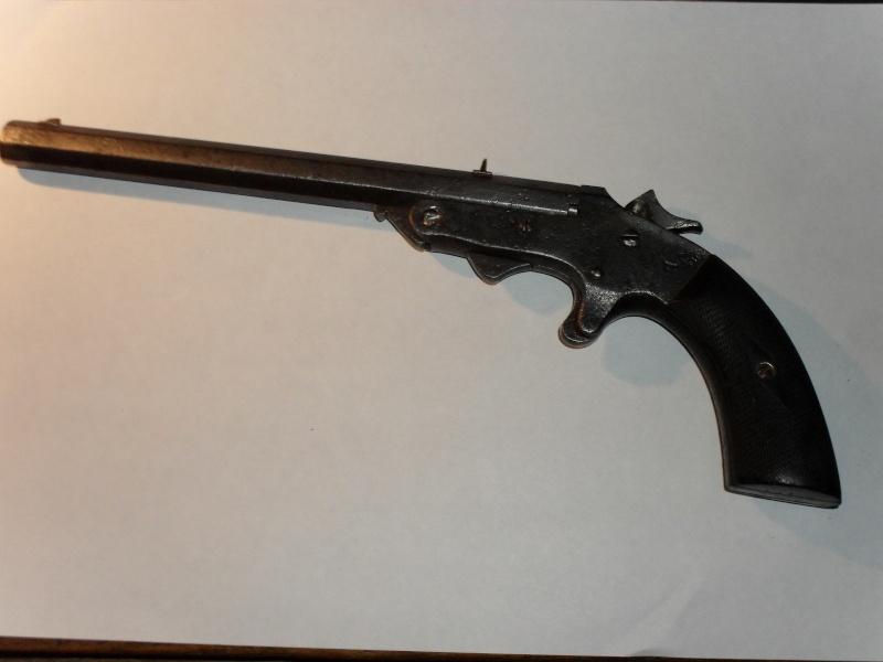 pistolet 22 LR mono-coup Sam_0810