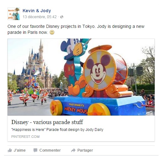 [Nouveau] Disney Stars on Parade (2017) Sujet10