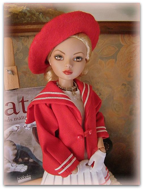Mes poupées Ellowyne Wilde. De nouvelles photos postées régulièrement. - Page 14 00911